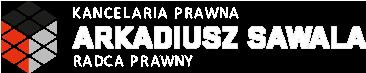 Arkadiusz Sawala - Kancelaria Prawna, Radca Prawny - logo